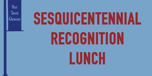 Glencoe Leadership Recognition Luncheon