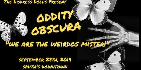 Oddity Obscura tickets