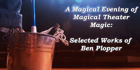 Local Author's Series: Ben Plopper tickets