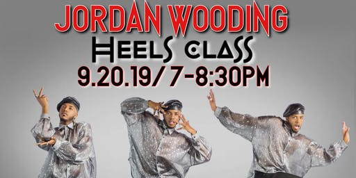 Heels Class with Jordan Wooding