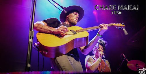 Chase Makai (of Nahko and Medicine for the People) 'Undique' Album Release Tour | Asheville Music Hall