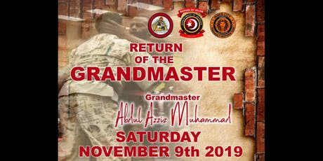 """GrandMaster In Dallas  """"Making Our Communities A Safer Place To Live"""" tickets"""