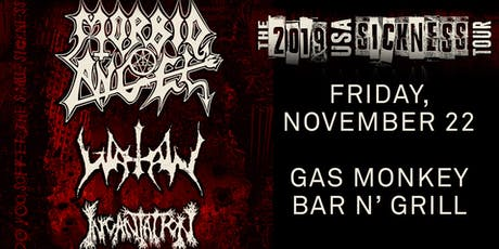 Morbid Angel + Watain tickets