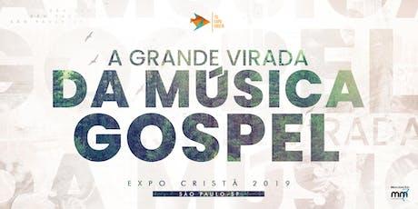 Workshop - A Grande Virada da Música Gospel ingressos