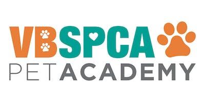 VBSPCA Pet Academy 6 Week Course | Puppy Basic (Sunday Mornings)
