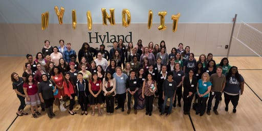 Hyland Women in Tech Conference