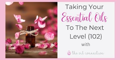 Essential Oils Next Level (102) tickets