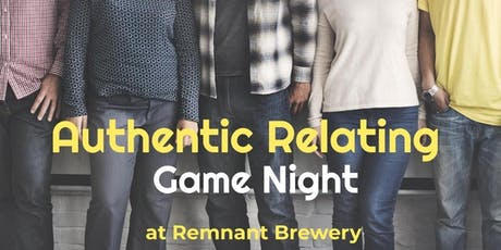 Authentic Relating Game Night tickets