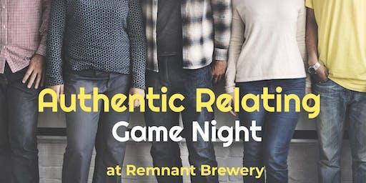 Authentic Relating Game Night