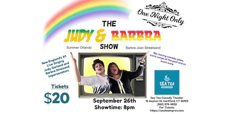 The Judy & Barbra Show tickets