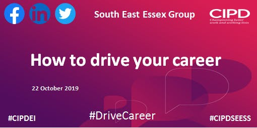 20s Plenty - How to drive your career - South East Essex Group