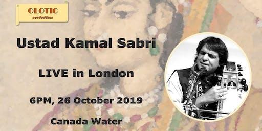 Indian Classical Music - Sarangi by Ustad Kamal Sabri