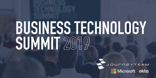 BUSINESS TECHNOLOGY SUMMIT - TOP Nashville Event