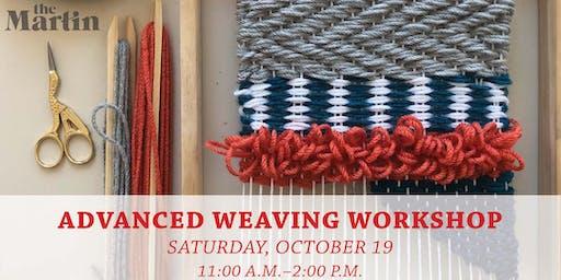Advanced Weaving Workshop