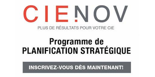 PROGRAMME DE PLANIFICATION STRATÉGIQUE - Séance d'information