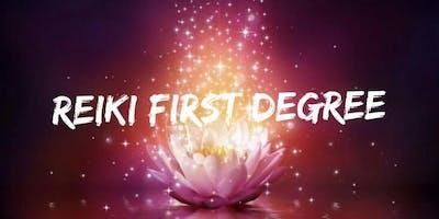 Usui Reiki First Degree