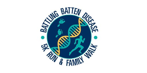 Battling Batten Disease 5K Run and Family Walk 2019