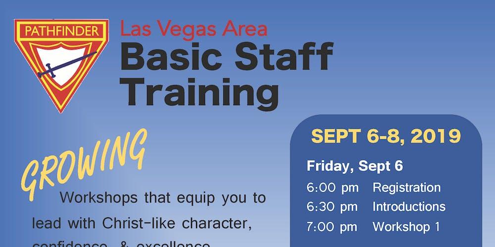 Las Vegas Area Basic Staff Training