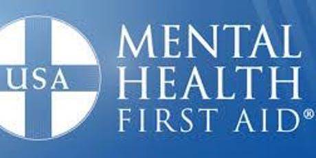 Mental Health First Aid Workshop tickets