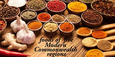 Commonwealth Cornucopia Cuisine 2019 tickets