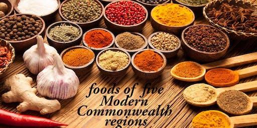 Commonwealth Cornucopia Cuisine 2019