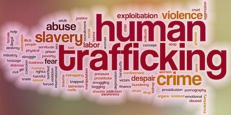 Human Trafficking Awareness tickets