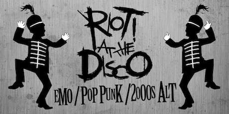 Riot! At the Disco tickets