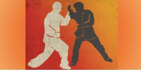 Tai Chi Fighting Set Seminar tickets