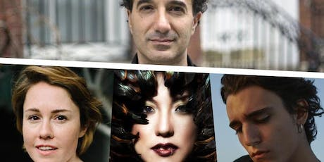 "NationalSawdust+ presents Jad Abumrad's ""Covering Home"" With Caroline Shaw, Bora Yoon, and Tamino tickets"
