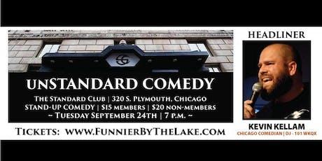 Un-Standard Comedy Showcase tickets
