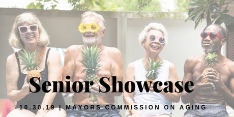 Mayor's Commission on Aging -Senior Showcase 2019 tickets