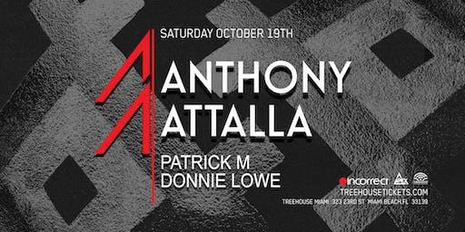 Anthony Attalla @ Treehouse Miami
