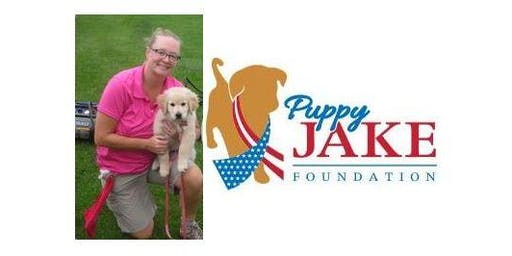 Learn About Puppy Jake Foundation with Maggie Donovan