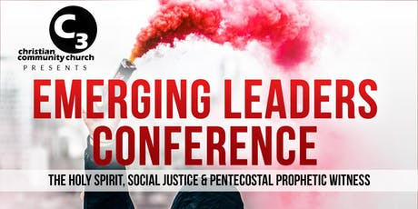 Emerging Leaders Conference 2019: Holy Spirit & Social Justice tickets