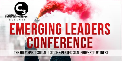Emerging Leaders Conference 2019: Holy Spirit & Social Justice