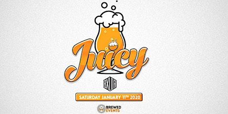 Juicy - Beerfest tickets