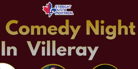 Comedy Night in Villeray ( Stand Up Comedy ) tickets