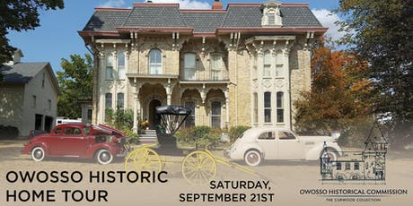Owosso Historic Home Tour tickets