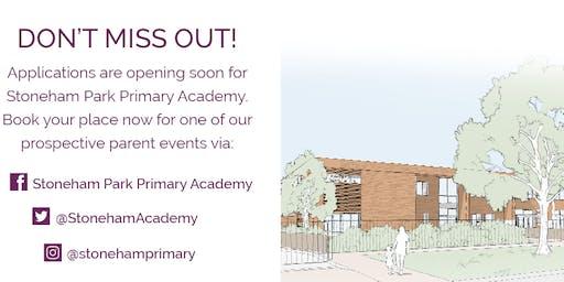 Stoneham Park Academy Prospective Parent Event