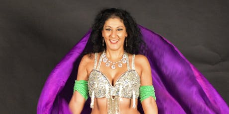 Belly Dance Workshops with Katayoun tickets