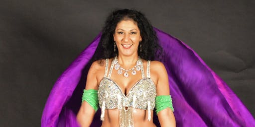 Belly Dance Workshops with Katayoun