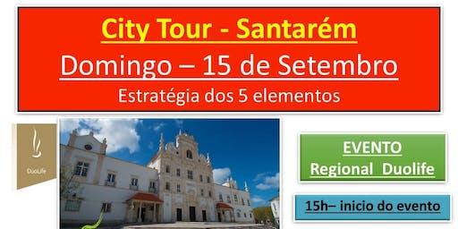 City Tour Duolife Em Santarém