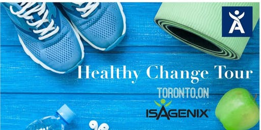 Canada's Healthy Change Tour