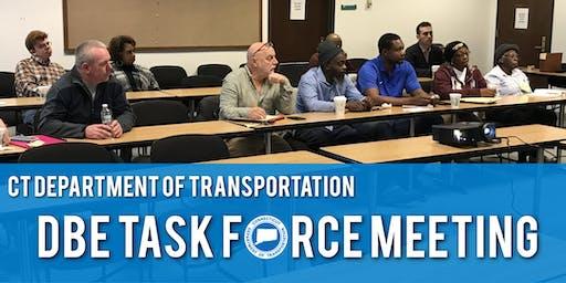 CTDOT DBE Task Force Meeting