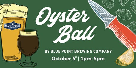 Blue Point Brewing Company's Oyster Ball tickets