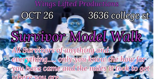 "Survivor Model Walk hosted by ""Flowerbomb"""