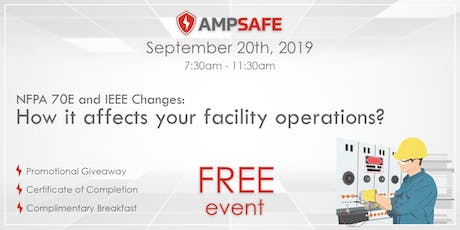 NFPA and IEEE Changes: How does it affect your facility operations? tickets