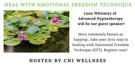 Heal with Emotional Freedom Technique (EFT) tickets