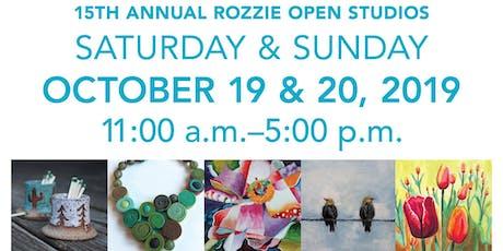 Roslindale Open Studios tickets