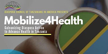 Mobilize4Health - DICOTA Health Forum 2019 tickets